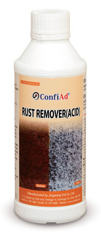 Rust Remover(Acid)'s Characteristics & Properties and Storage, Field of Use, Packing