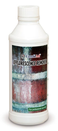 Efflorescence Remover's Characteristics & Properties and Storage, Field of Use, Packing