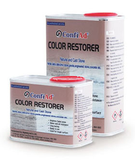 Color Restorer's Characteristics & Properties and Storage, Field of Use